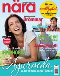 Zoë i Nära Tidningen, mars 2012