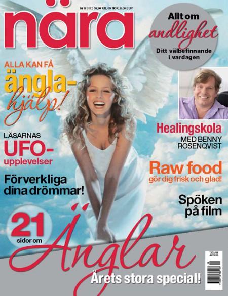 Zoë i Nära Tidningen, oktober 2012