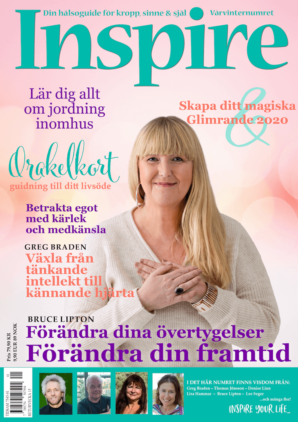 Zoës krönika, Inspire tidningen, mars 2020