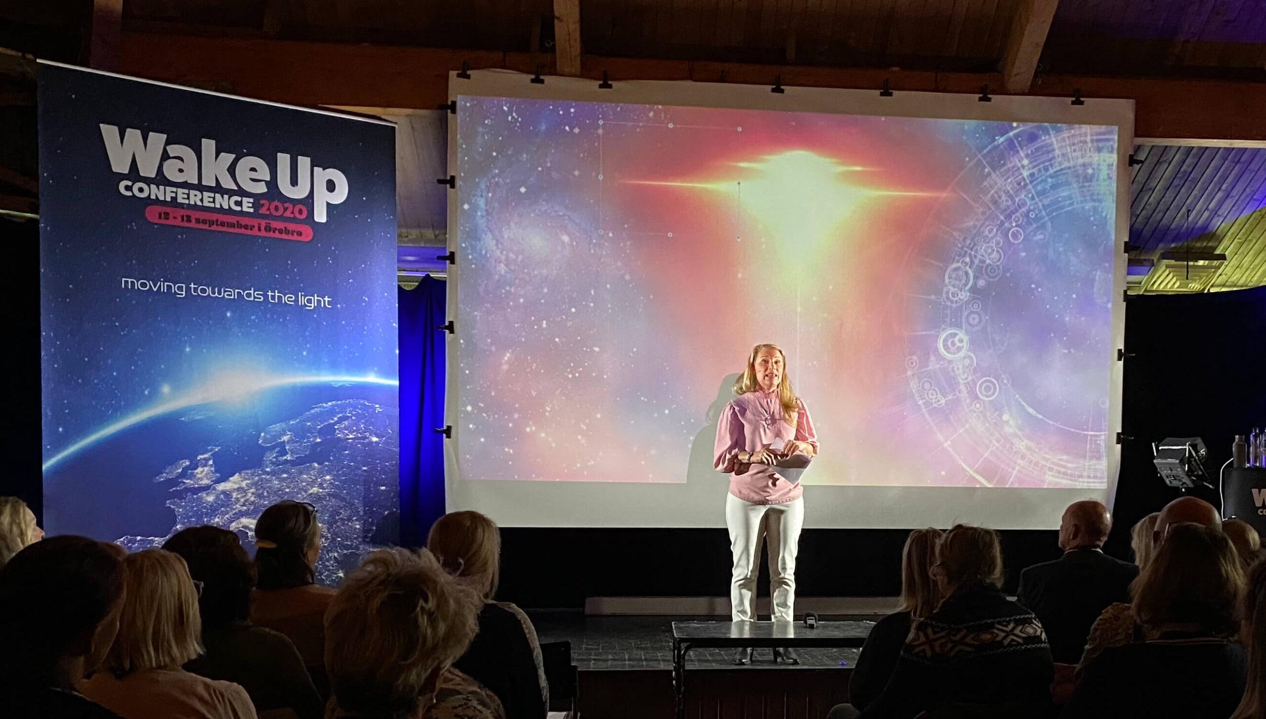 WakeUpConference 2020 – Ljusets seger, kampen är över